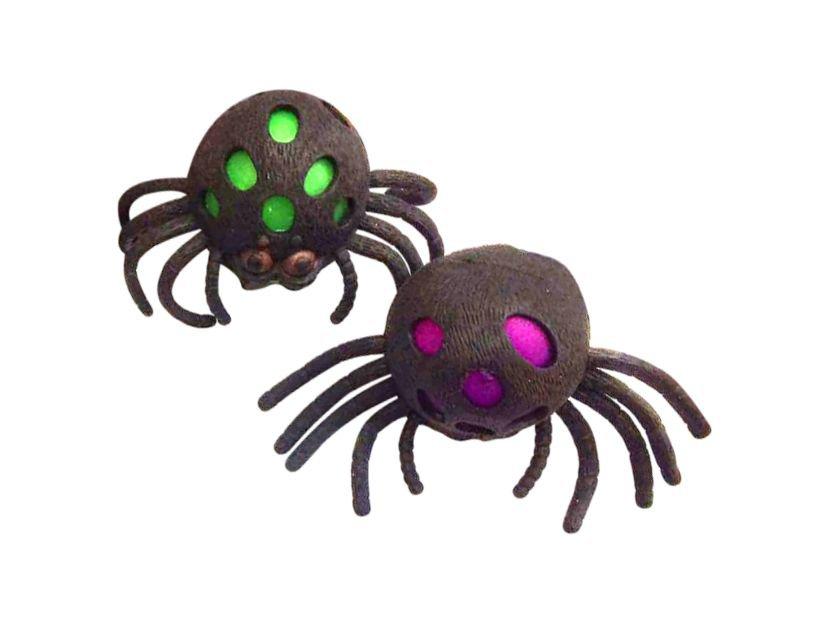 Как сделать лизуна паука